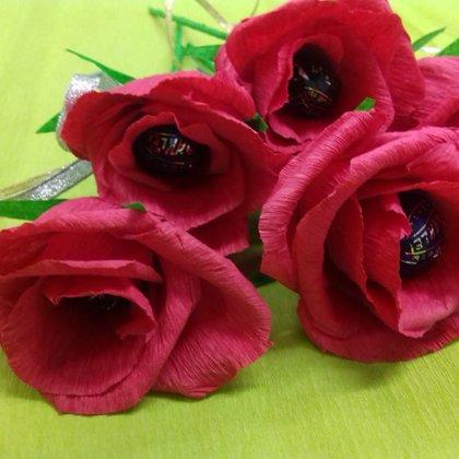 """МК """"Сладкие розы"""""""