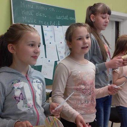 учим и поём песни на эстонском языке